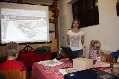 Poslední kufr a valná schůze oddílu 30.11.2012
